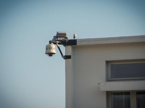 Telecamera DOME.