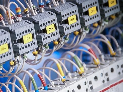 Impiantistica elettrica industriale - Aree di Intervento